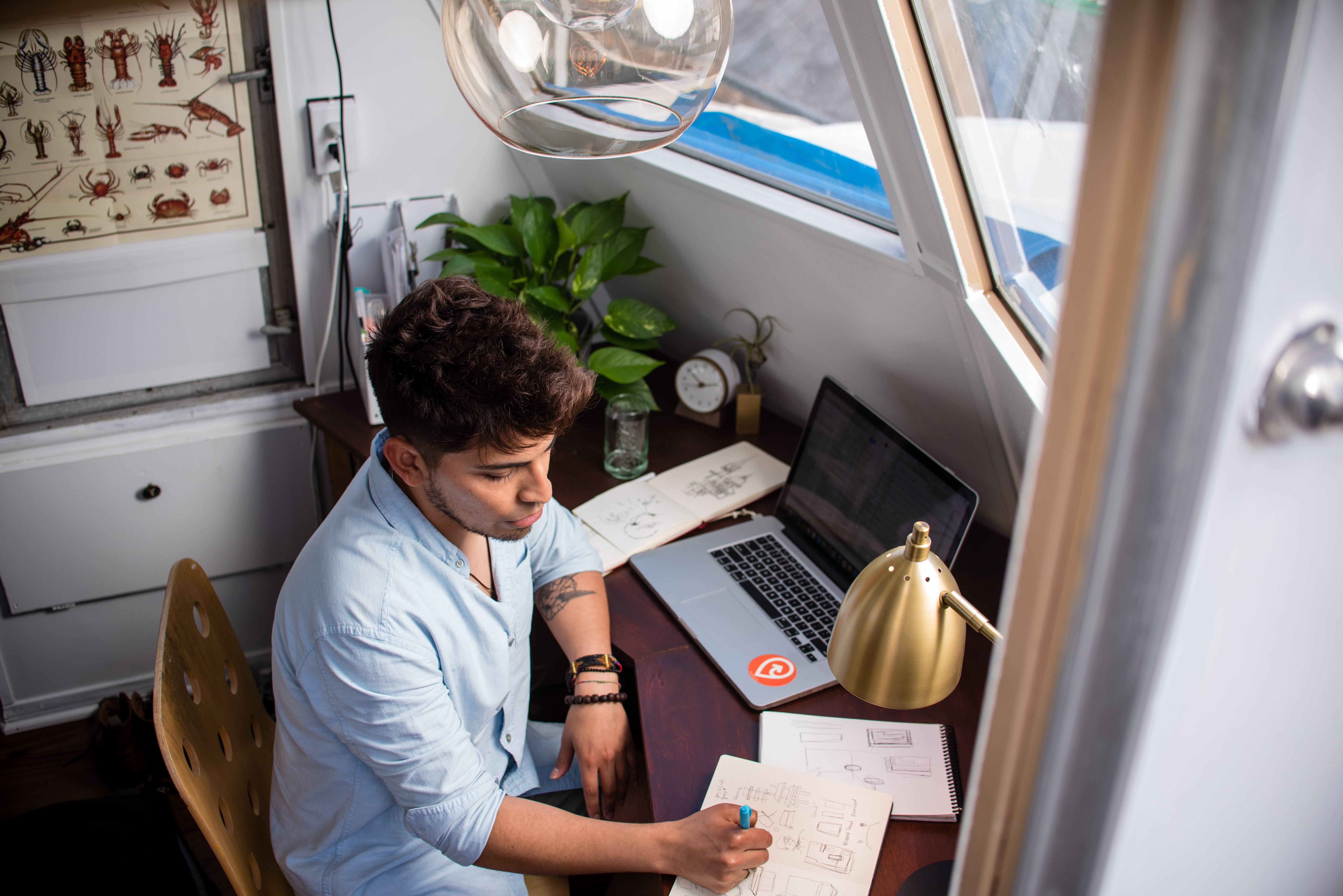 Productivity hacks while working from home